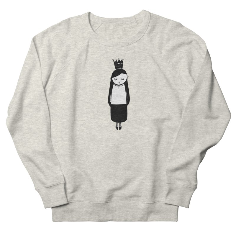 Little girl Women's Sweatshirt by coclodesign's Artist Shop