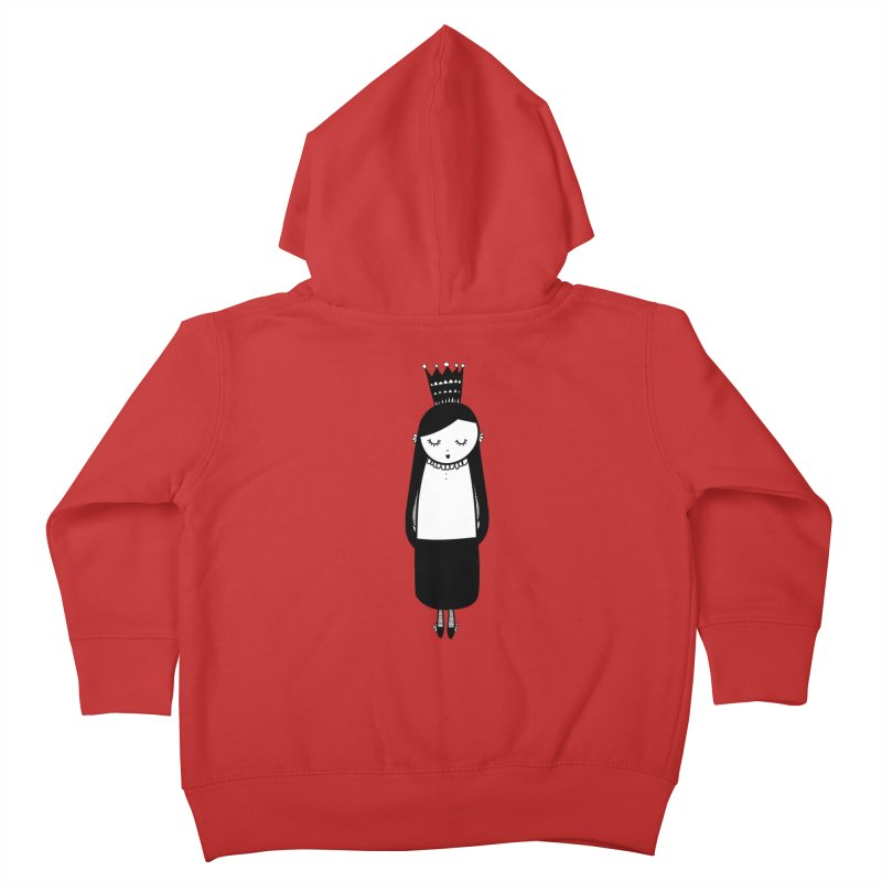 Little girl Kids Toddler Zip-Up Hoody by coclodesign's Artist Shop