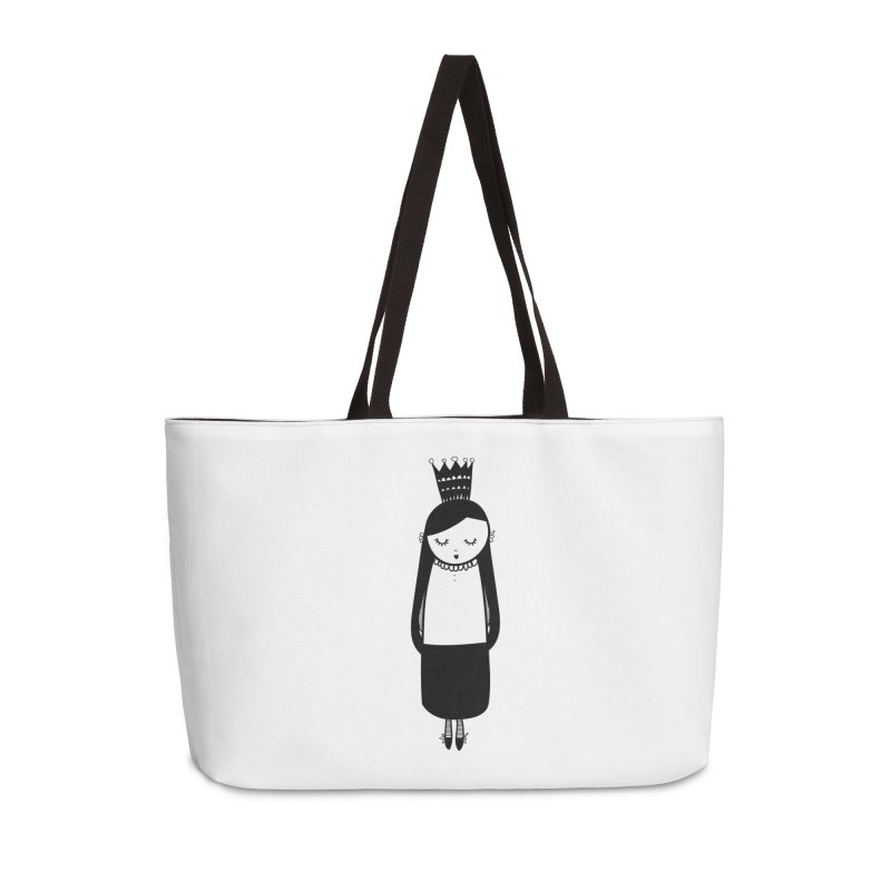 Little girl Accessories Weekender Bag Bag by coclodesign's Artist Shop