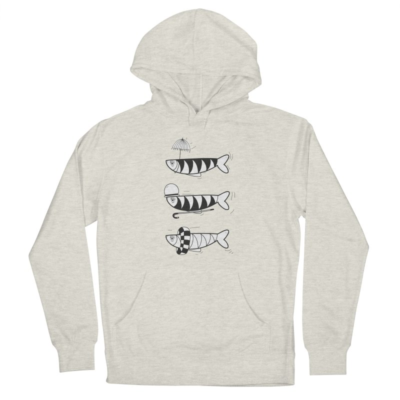 Fishes Women's Pullover Hoody by coclodesign's Artist Shop