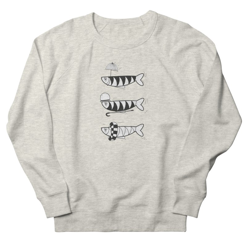 Fishes Men's Sweatshirt by coclodesign's Artist Shop