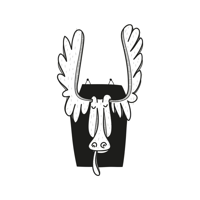 Moose by coclodesign's Artist Shop
