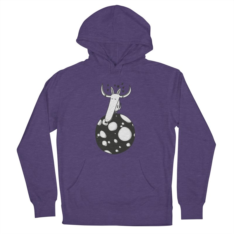 Moon Women's Pullover Hoody by coclodesign's Artist Shop