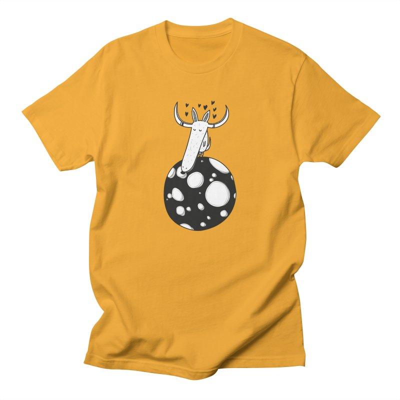 Moon Women's Unisex T-Shirt by coclodesign's Artist Shop