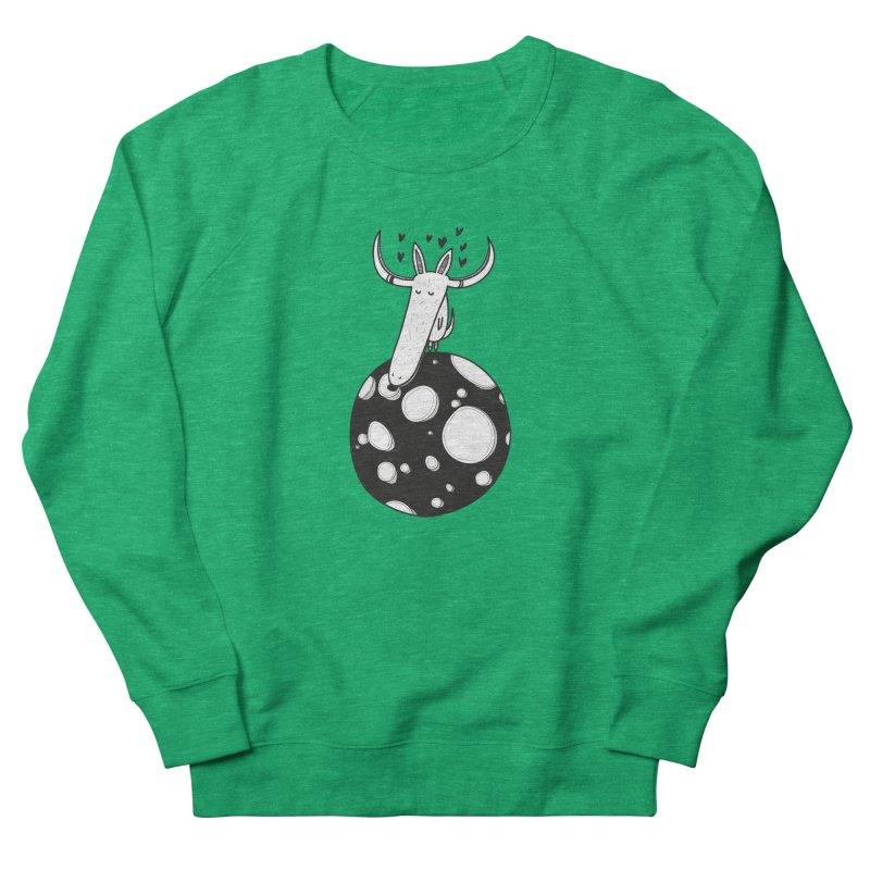 Moon Women's Sweatshirt by coclodesign's Artist Shop