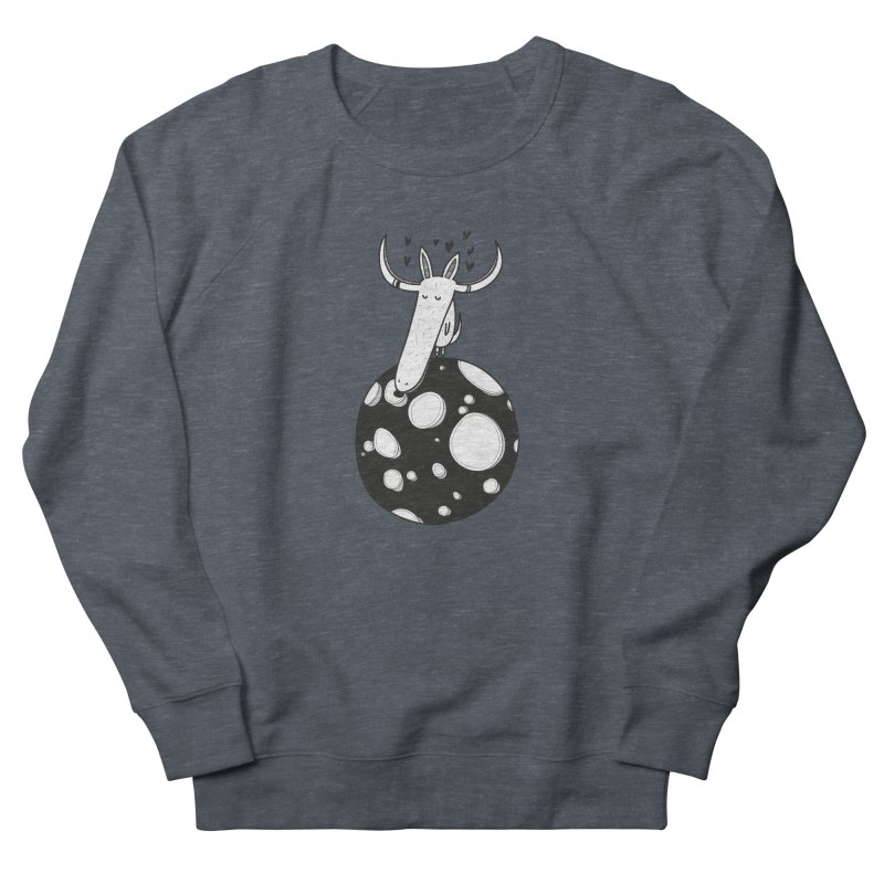 Moon Women's Sweatshirt by coclodesign's Artist Shop