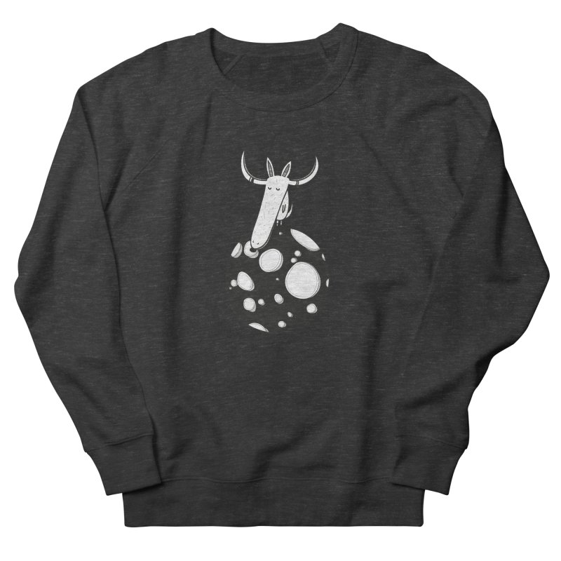 Moon Men's Sweatshirt by coclodesign's Artist Shop