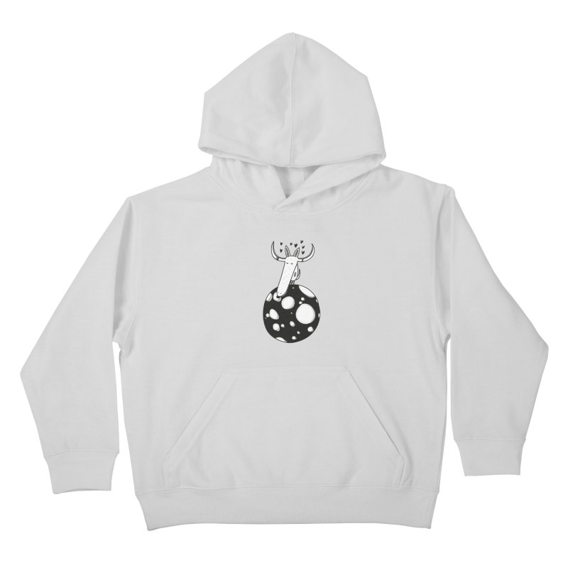 Moon Kids Pullover Hoody by coclodesign's Artist Shop