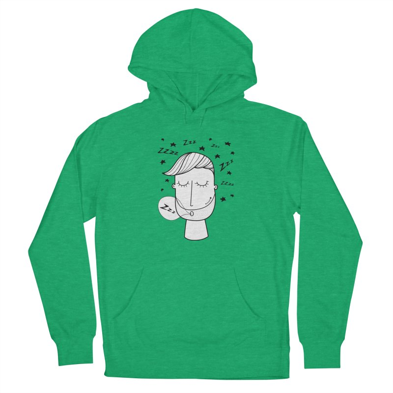 Zzzzz zzzz Women's Pullover Hoody by coclodesign's Artist Shop