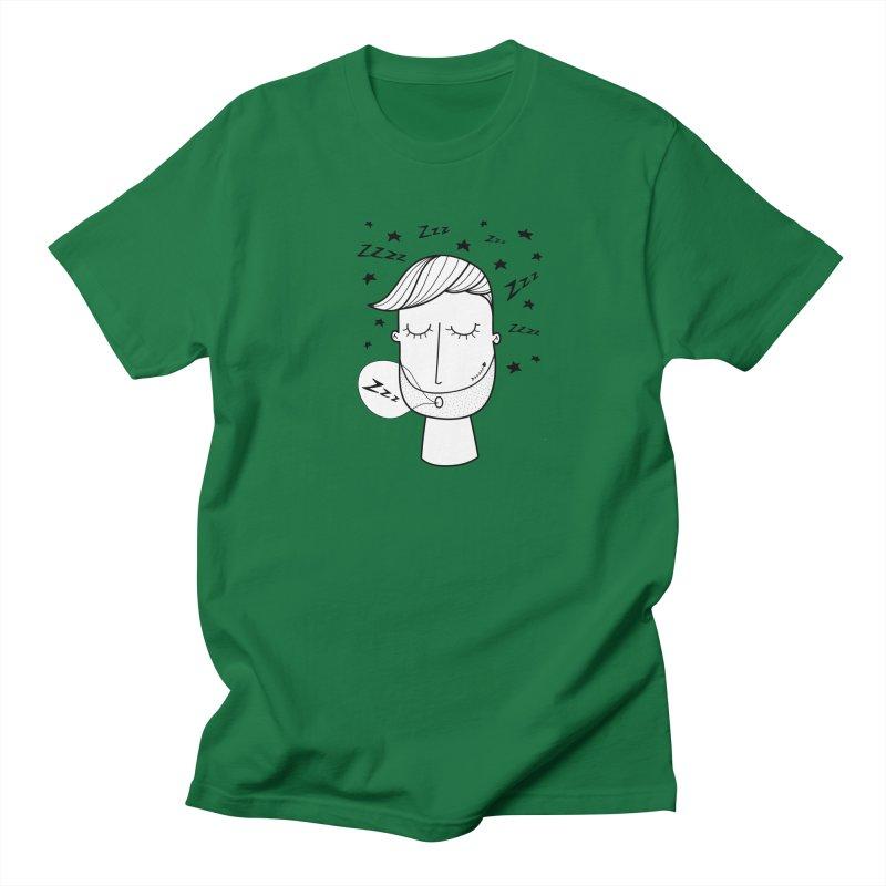 Zzzzz zzzz Women's Unisex T-Shirt by coclodesign's Artist Shop