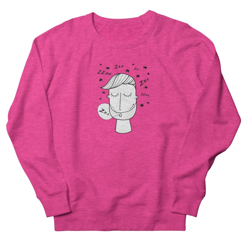 Zzzzz zzzz Men's Sweatshirt by coclodesign's Artist Shop