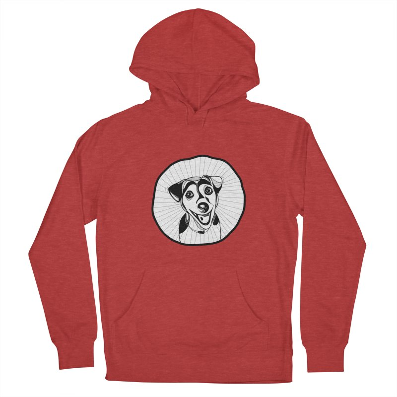 Bau bau Men's Pullover Hoody by coclodesign's Artist Shop