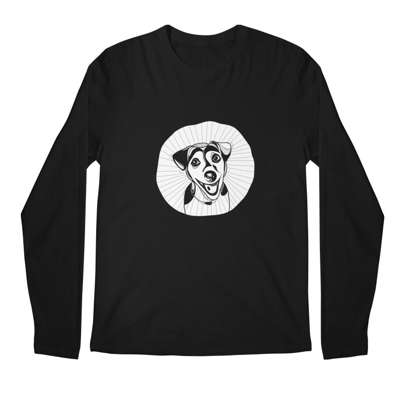 Bau bau Men's Longsleeve T-Shirt by coclodesign's Artist Shop