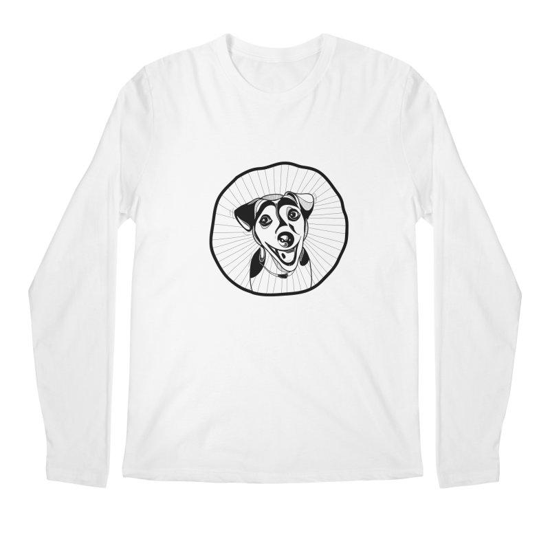 Bau bau Men's Longsleeve T-Shirt by coclodesign's Artist Shop