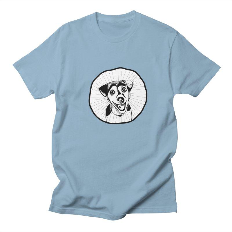Bau bau Women's Unisex T-Shirt by coclodesign's Artist Shop