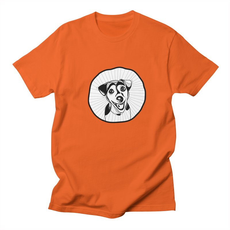 Bau bau Women's Regular Unisex T-Shirt by coclodesign's Artist Shop