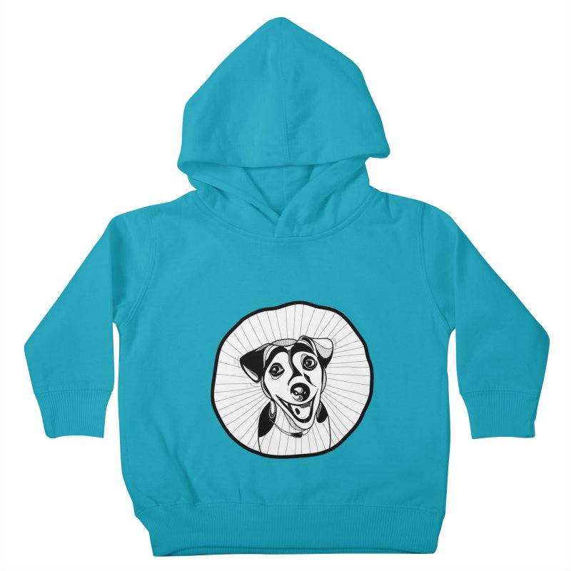 Bau bau Kids Toddler Pullover Hoody by coclodesign's Artist Shop
