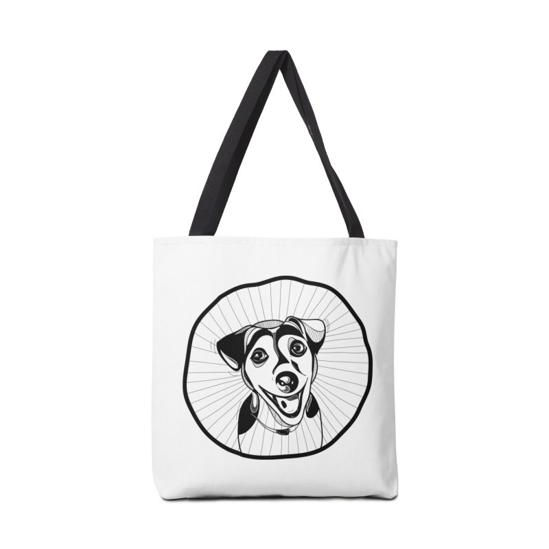 Bau bau Accessories Tote Bag Bag by coclodesign's Artist Shop
