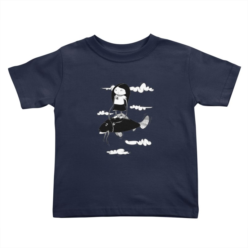 Zeginella1 Kids Toddler T-Shirt by coclodesign's Artist Shop
