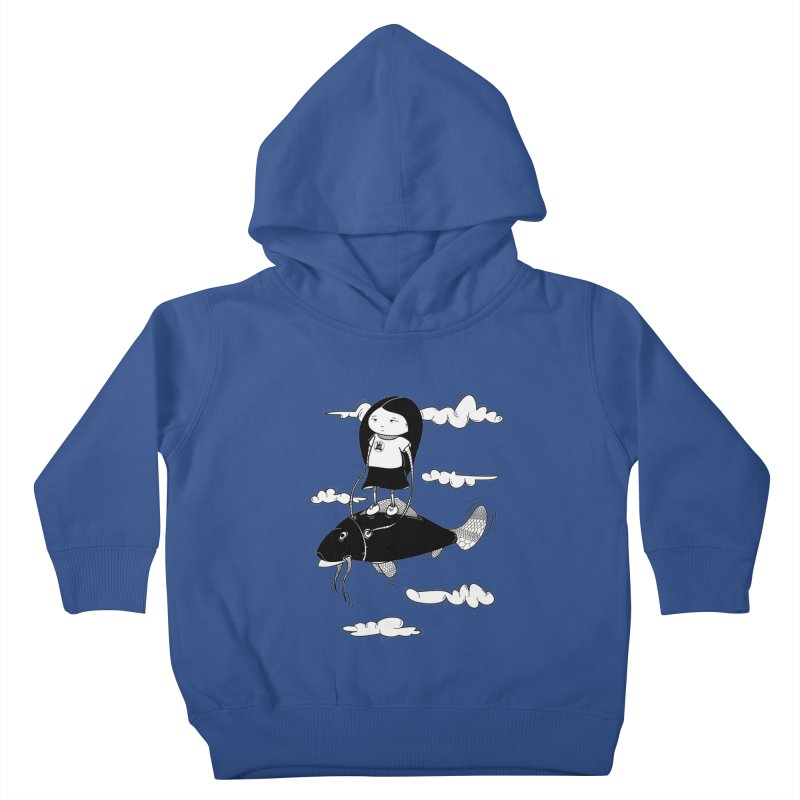 Zeginella1 Kids Toddler Pullover Hoody by coclodesign's Artist Shop