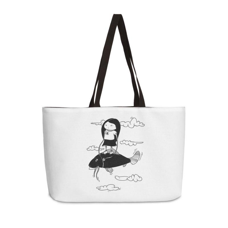 Zeginella1 Accessories Weekender Bag Bag by coclodesign's Artist Shop