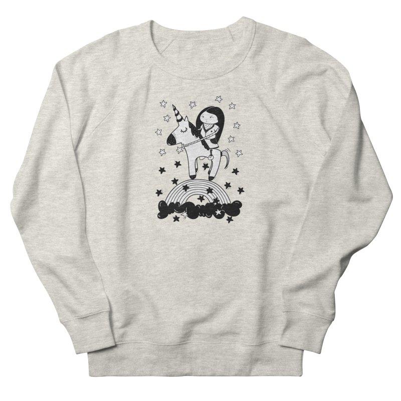 Zeginella_2 Men's French Terry Sweatshirt by coclodesign's Artist Shop