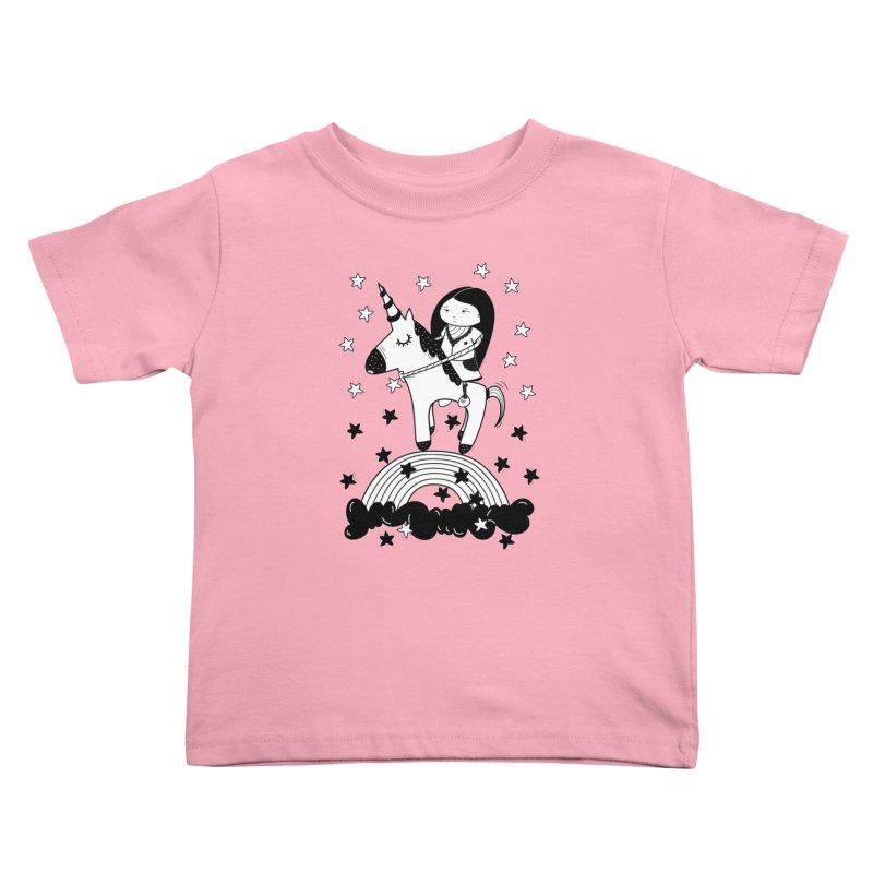 Zeginella_2 Kids Toddler T-Shirt by coclodesign's Artist Shop