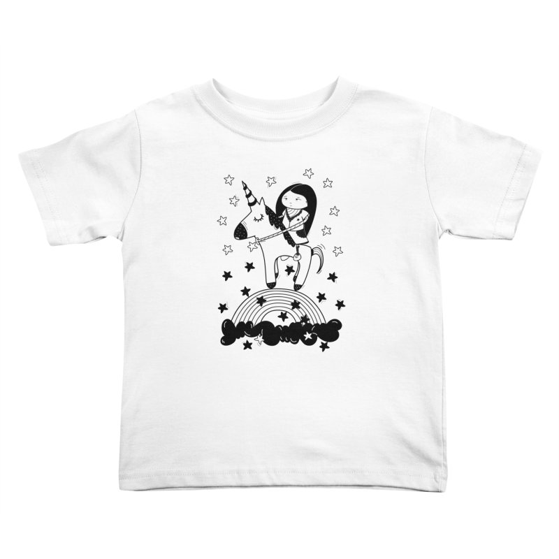 Zeginella_2 Kids Toddler T-Shirt by coclodesign's Artist Shop