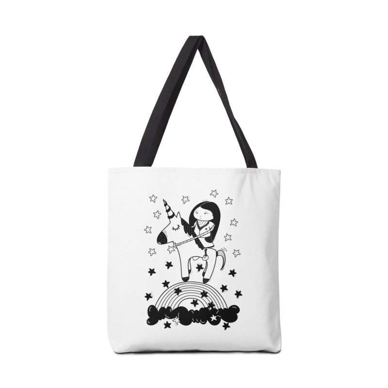 Zeginella_2 Accessories Bag by coclodesign's Artist Shop