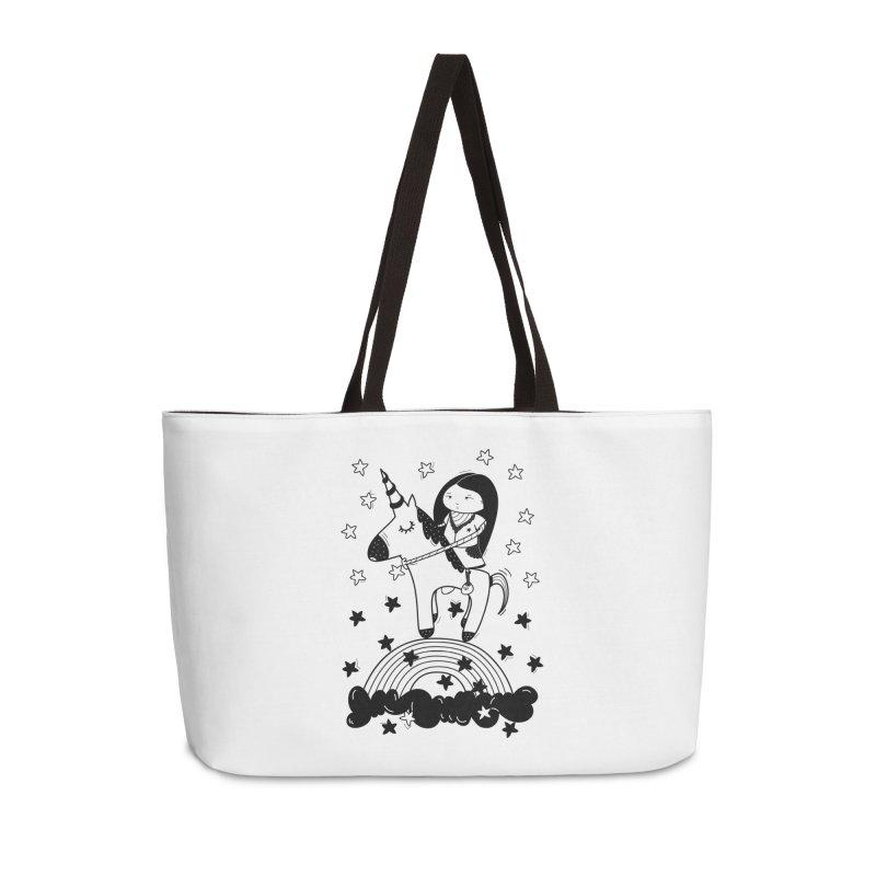 Zeginella_2 Accessories Weekender Bag Bag by coclodesign's Artist Shop