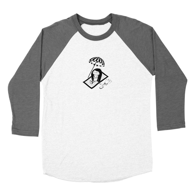 Zegi to the sea Women's Longsleeve T-Shirt by coclodesign's Artist Shop