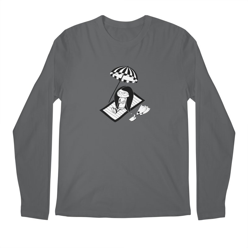 Zegi to the sea Men's Longsleeve T-Shirt by coclodesign's Artist Shop