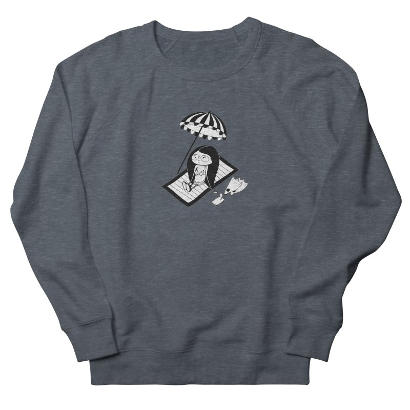 Zegi to the sea Women's Sweatshirt by coclodesign's Artist Shop
