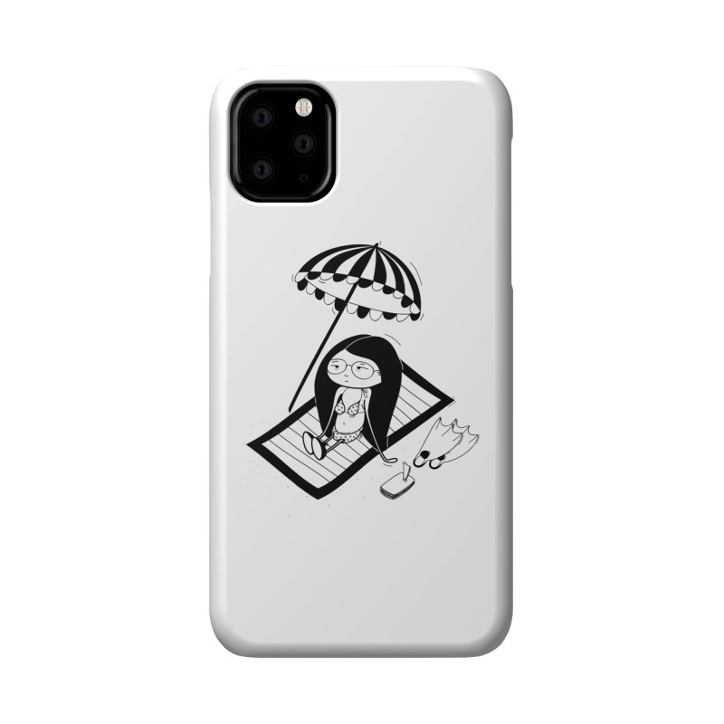 Zegi to the sea Accessories Phone Case by coclodesign's Artist Shop