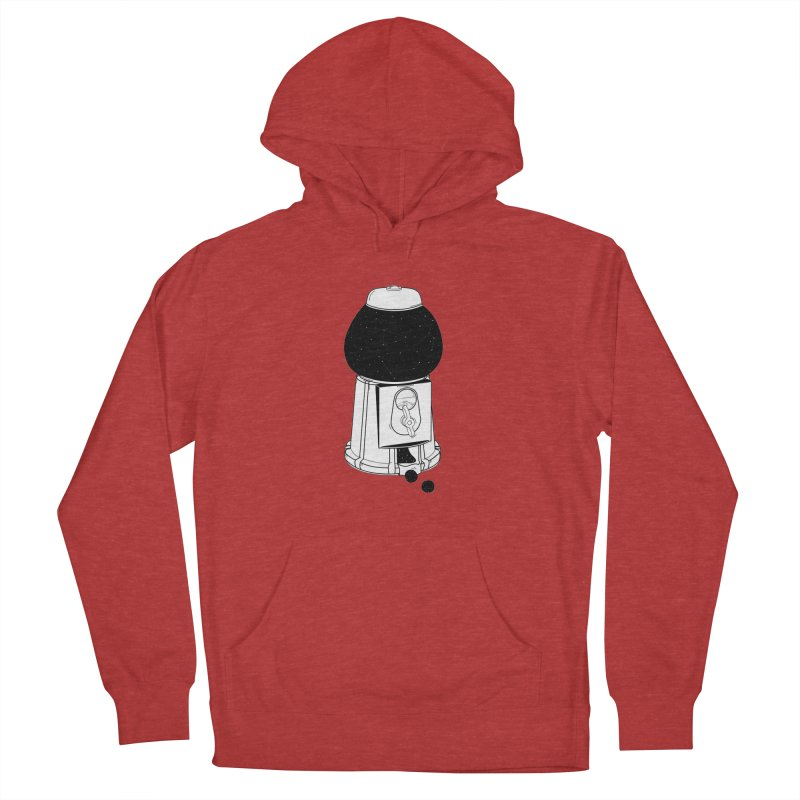 Dreams dispencer  Women's French Terry Pullover Hoody by coclodesign's Artist Shop