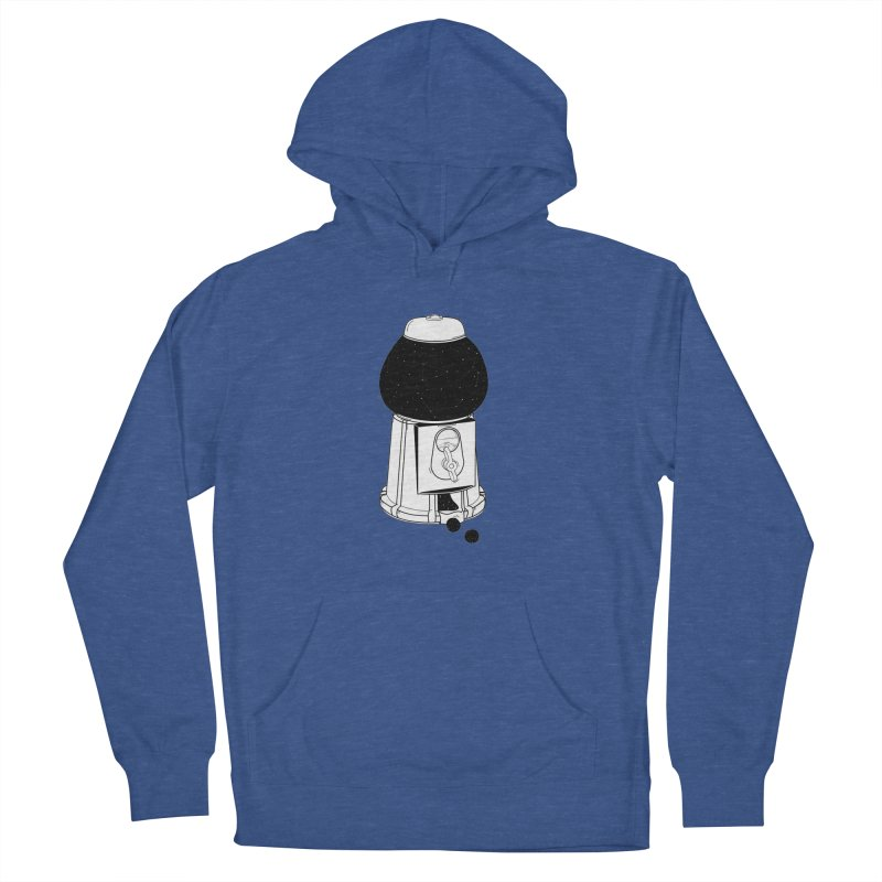 Dreams dispencer  Men's French Terry Pullover Hoody by coclodesign's Artist Shop