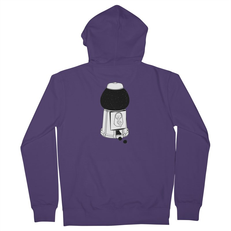 Dreams dispencer  Women's French Terry Zip-Up Hoody by coclodesign's Artist Shop