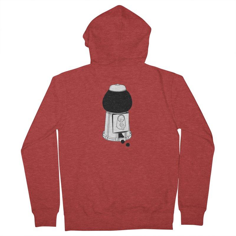 Dreams dispencer  Men's Zip-Up Hoody by coclodesign's Artist Shop