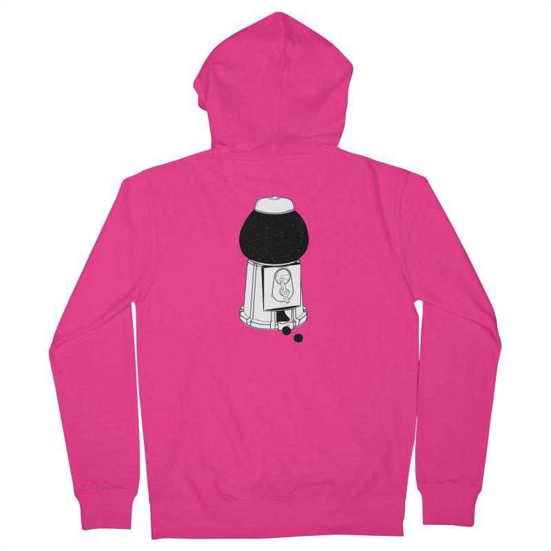 Dreams dispencer  Men's French Terry Zip-Up Hoody by coclodesign's Artist Shop