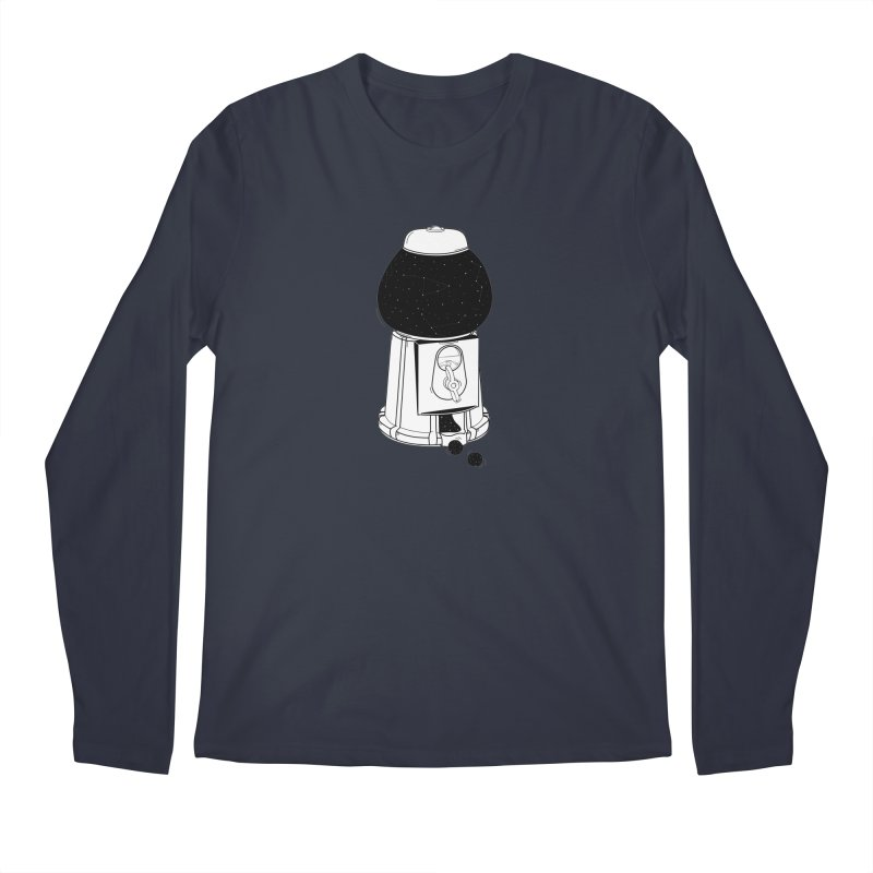 Dreams dispencer  Men's Regular Longsleeve T-Shirt by coclodesign's Artist Shop