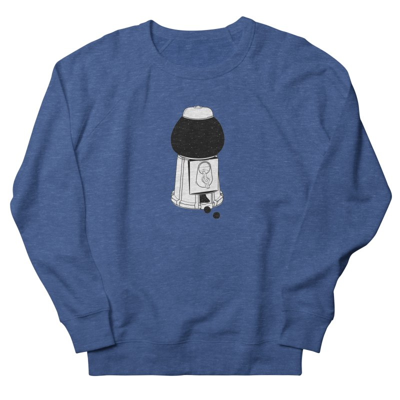 Dreams dispencer  Women's French Terry Sweatshirt by coclodesign's Artist Shop