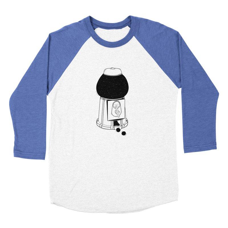 Dreams dispencer  Women's Baseball Triblend T-Shirt by coclodesign's Artist Shop
