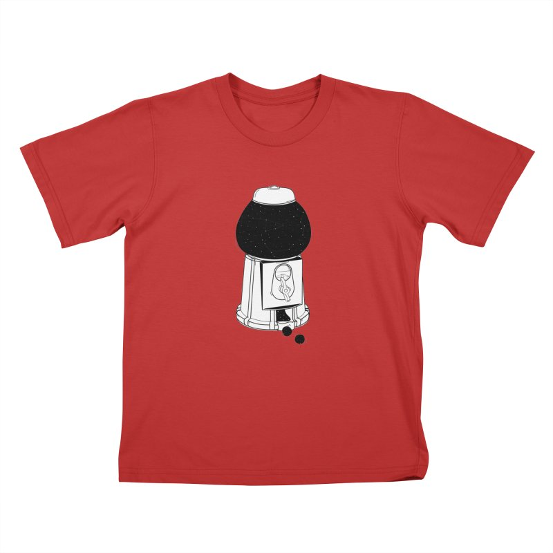 Dreams dispencer  Kids T-Shirt by coclodesign's Artist Shop