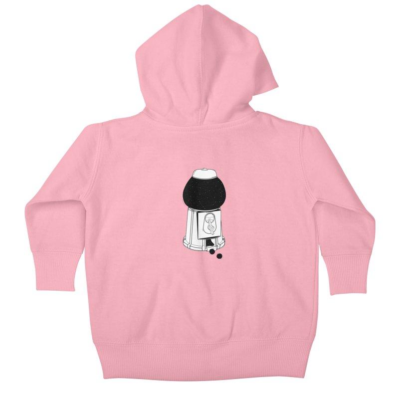 Dreams dispencer  Kids Baby Zip-Up Hoody by coclodesign's Artist Shop