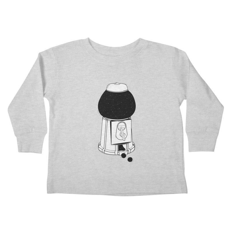 Dreams dispencer  Kids Toddler Longsleeve T-Shirt by coclodesign's Artist Shop