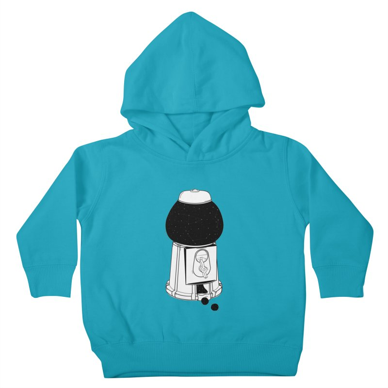 Dreams dispencer  Kids Toddler Pullover Hoody by coclodesign's Artist Shop