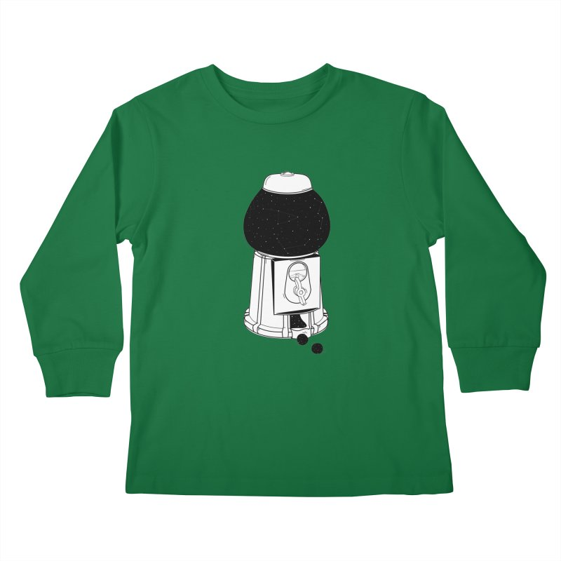 Dreams dispencer  Kids Longsleeve T-Shirt by coclodesign's Artist Shop