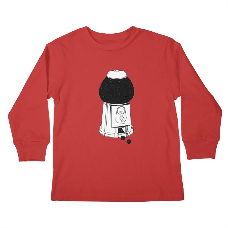 Dreams dispencer  Kids Longsleeve T-Shirt by coclodesign's Artist Shop