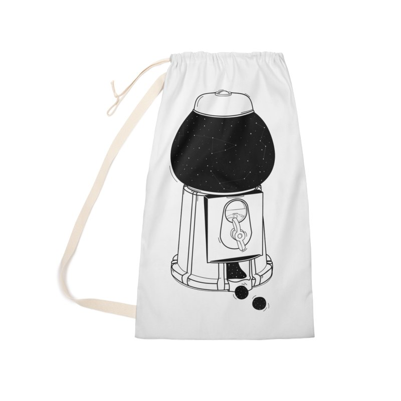 Dreams dispencer  Accessories Laundry Bag Bag by coclodesign's Artist Shop