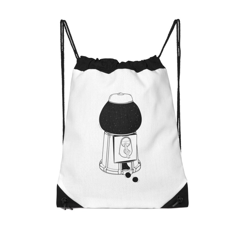 Dreams dispencer  Accessories Drawstring Bag Bag by coclodesign's Artist Shop